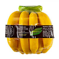 Мыло фигурное UTerra Native Банан 150г
