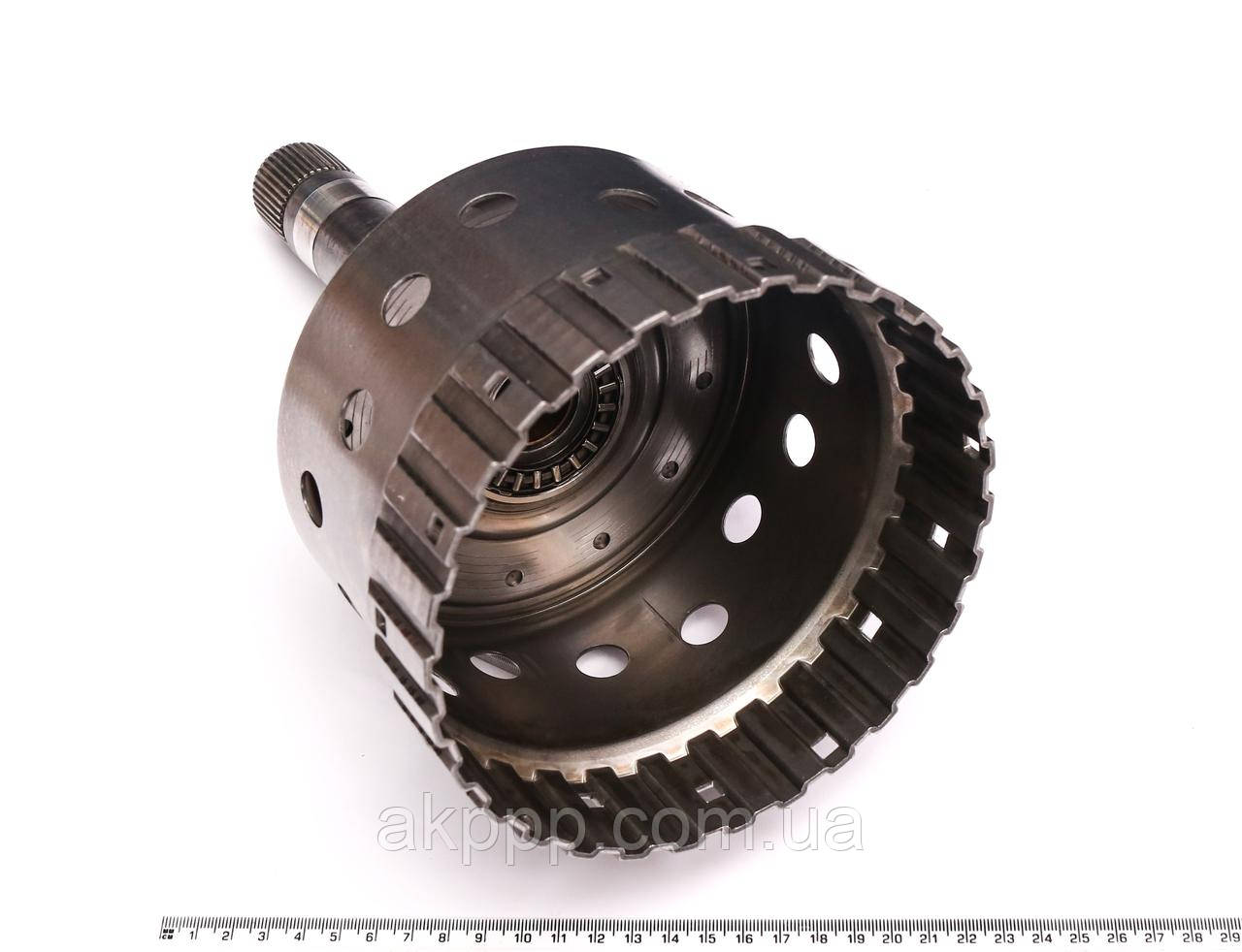 Железо акпп ZF6HP26