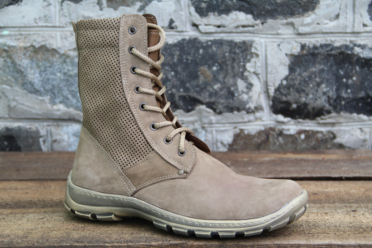 Тактические ботинки из натуральной кожи SB PU Bi pf