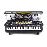 Музыкальный инструмент пианино с подставкой для нот jiu le le 2722 magic piano на 34 клавиши