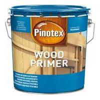Pinotex WOOD PRIMER 10л Швидковисихаюча деревозахисна ґрунтовка Пинотекс Вуд Праймер
