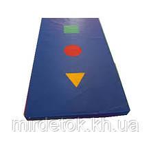 Мат Геометрия  200-100-5 см Тia-sport