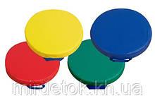 Набор сидений для игровой  круглые  цвета в ассортименте