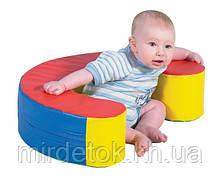 Сидение для малышей  цвета в ассортименте