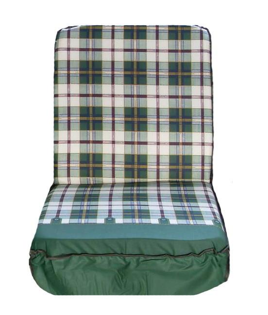 Чохол для подушки до садової гойдалки