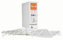 Обложки для термопереплета белая Peach для 80 листов А4 80 г/м 8 мм 80шт