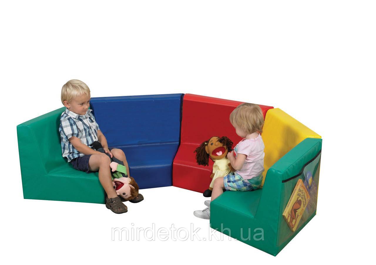 Модульный диван Тia-sport