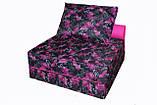 Бескаркасное кресло-кровать 100-100-90 см Tia-sport, фото 2