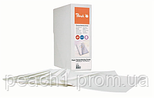 Обложки для термопереплета белая Peach для 100 листов А4 80 г/м 10 мм 80шт