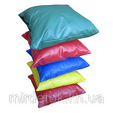 Подушка игровая  Радуга цвета в ассортименте