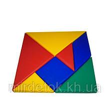 Конструктор Танграм квадрат