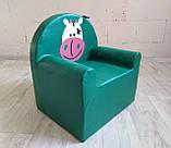 Кресло детское Коровка, фото 2