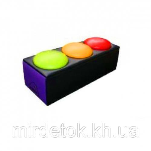 Модульная скамейка Светофор
