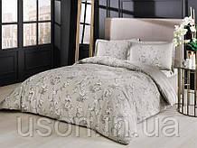 Комплект постельного белья сатин Tac размер king size Lennie Tas