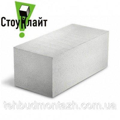 Газоблок Стоунлайт 400×200×600 стеновой