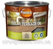Pinotex SOLAR TERRACE OIL 9.3 л Масло для терас, меблів та фасадів Пинотекс Солар Терас Оіл