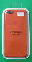 Чехол-бампер для телефона iPhone 6S (морковный)