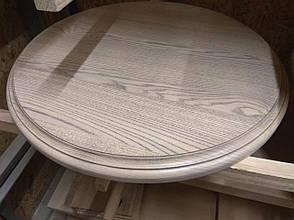 Столешница из массива Ясеня Д 600 мм. Изготовление столешниц из ясеня., фото 2