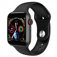 Смарт-часы 28 black (Copy Apple Watch)