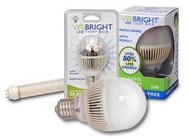 VIRIBRIGHT світлодіодні лампи. Обирайте краще!
