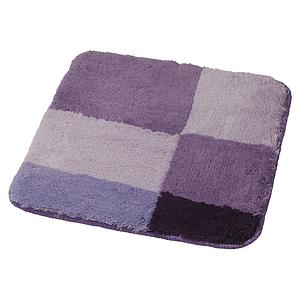 Коврик для ванной комнаты 55х50 см Ridder Pisa 7178.13 фиолетовый