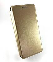 Чехол книжка противоударный боковой Luxo Walet для Xiaomi Redmi Mi9t, Mi9T Pro, K20, K20 Pro золотой