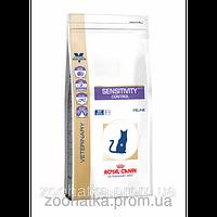 Royal Canin Sensitivity Control (1.5 кг) диета для кошек при пищевой аллергии