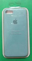 Чехол-бампер для телефона iPhone 8 (бирюзовый)