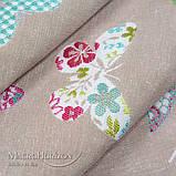 Комплект Штор в детскую Жаккард Испания БАТТЕРФЛЯЙ Розовый, арт. MG-121971, 275*145 см, фото 3