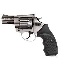 """Револьвер под патрон флобера Stalker (2.5"""", 4.0мм), титан-черный"""