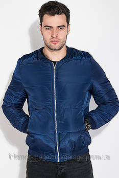Куртка 188V001 цвет Темно-синий