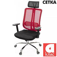 Кресло АКЛАС Сити CH ANF Красное, фото 1