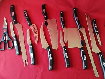 Набір кухонних ножів Mibacle Blade