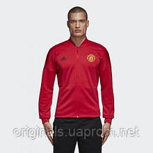 Олимпийка мужская Adidas Manchester United Z.N.E. CW7670