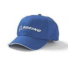 Кепка Boeing Blue Logo Hat