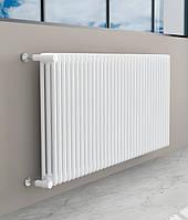 Дизайн-радиатор Ardesia 3-колонны белый 556 мм (межосевое 500) 10 секций