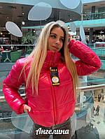 Водонепроницаемая женская короткая обьемная куртка, 5 цветов