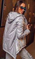 Модная куртка,до 60 размера