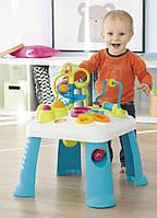 Развивающий детский игровой стол Smoby Cotoons Лабиринт звук, свет 110426