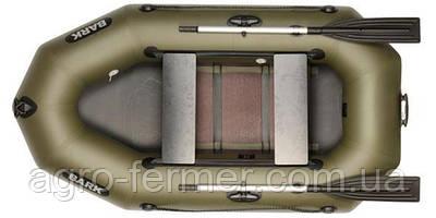 Двухместная надувная гребная лодка Bark-230D