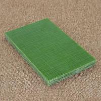 Накладки Микарта  № 92192 Цвет:салат с ткан. текс  10х80х130 мм