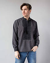 Мужские рубашки с украинской вышивкой, фото 3