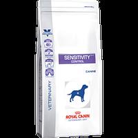 Royal Canin Sensitivity Control Canine (14 кг) диета для собак при пищевой аллергии или пищевой непереносимос