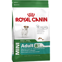 Royal Canin (Роял канин) Mini Adult 8+ (2 кг) для собак мелких мини пород старше 8  лет