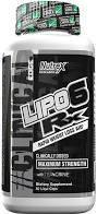 Жиросжигатель USA ORIGINAL!!! NUTREX Lipo-6 Rx 60 кап.