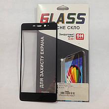 Захисне скло 3D Xiaomi Redmi 4 Black