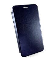 Чехол книжка противоударный боковой Luxo Wallet для Xiaomi Redmi 6 синий
