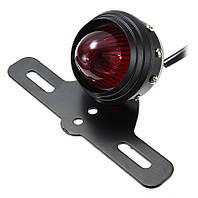 Задній ліхтар HRE2 TL164 , фара-стоп для мото, кастом мото, каферейсер, універсальний, 12 В, вінтаж, LED