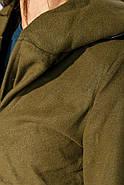 Куртка женская 678K002 цвет Хаки, фото 2