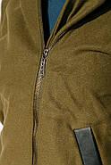 Куртка женская 678K002 цвет Хаки, фото 3
